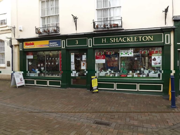 H Shackleton