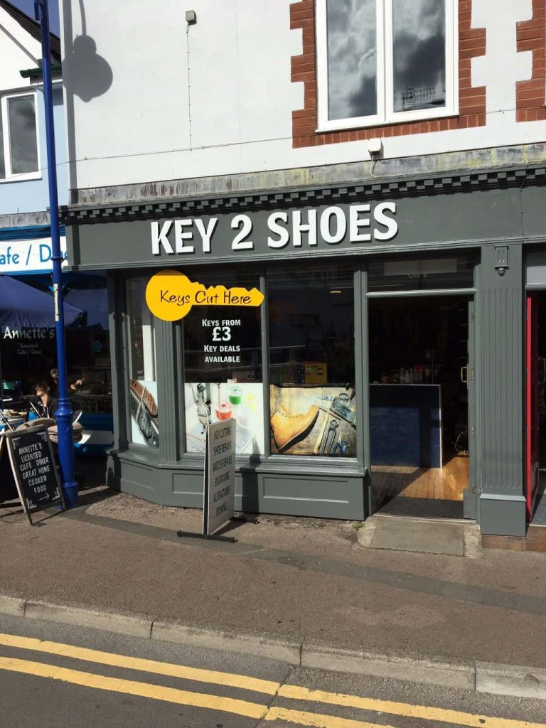 KEY2SHOES