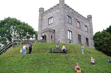 Abergavenny Castle