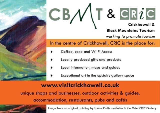 Promote Crickhowell