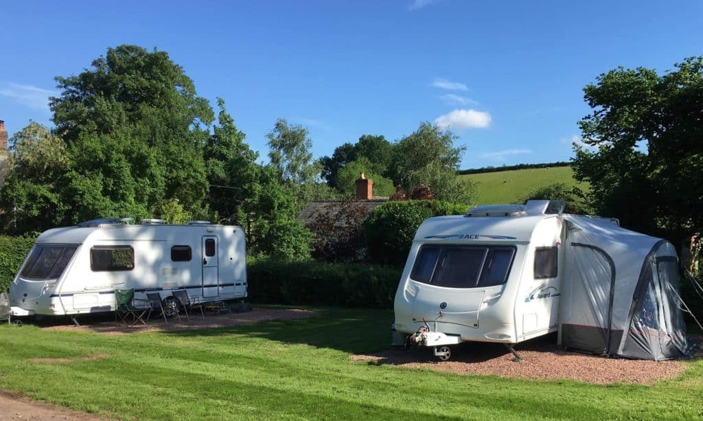 Church Cottage Caravan and Camping