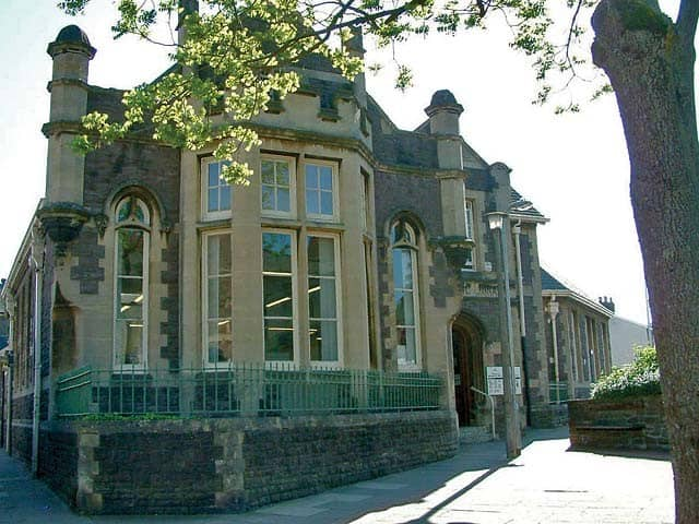 Abergavenny Library