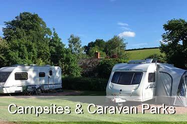 Campsites & Caravan Parks