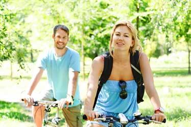 Cycling Abergavenny