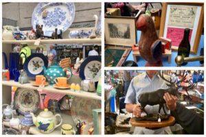 Antiques Fair @ Abergavenny market