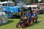 Abergavenny Steam, Veteran & Vintage Rally @ Bailey Park Abergavenny