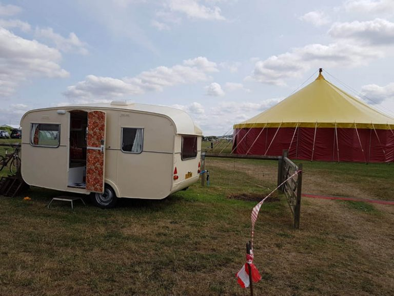 Retro Caravan Holidays