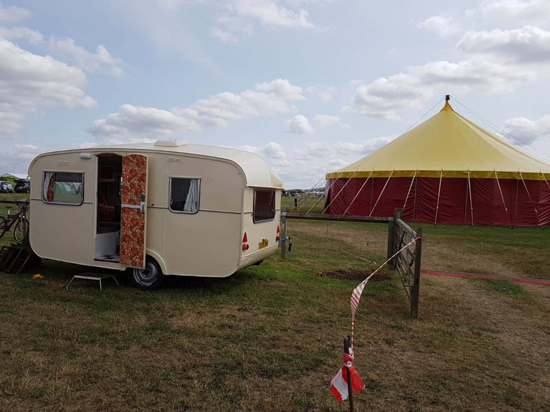 Retro Caravan Holidays