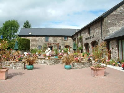Neuadd Cottages, The