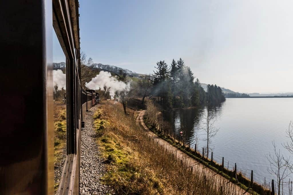 Brecon Mountain Railway Co Ltd