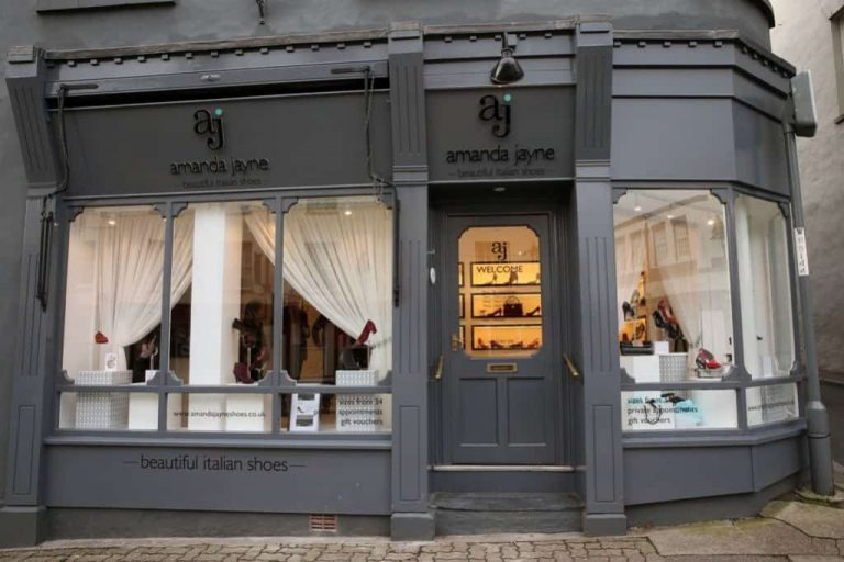 Amanda Jayne Shoes Ltd
