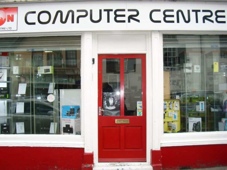 Vision Computer Centre Ltd