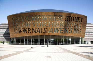 Cardiff Theatre