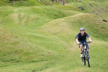Mountain Biking Abergavenny