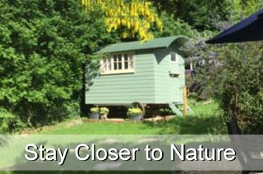 Stay Closer to Nature